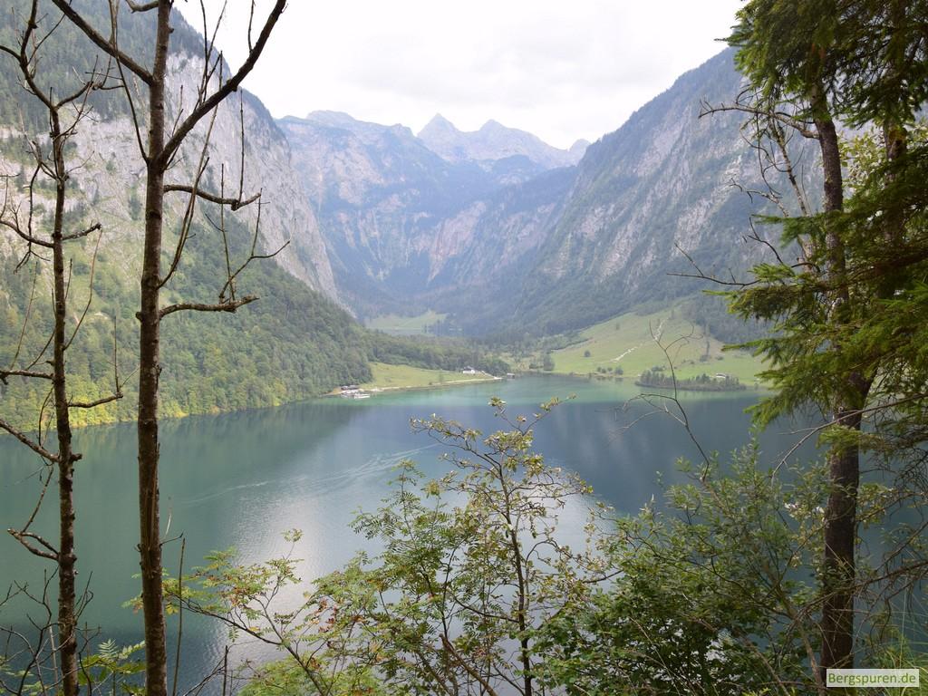 Königssee, Salet und Teufelshörner