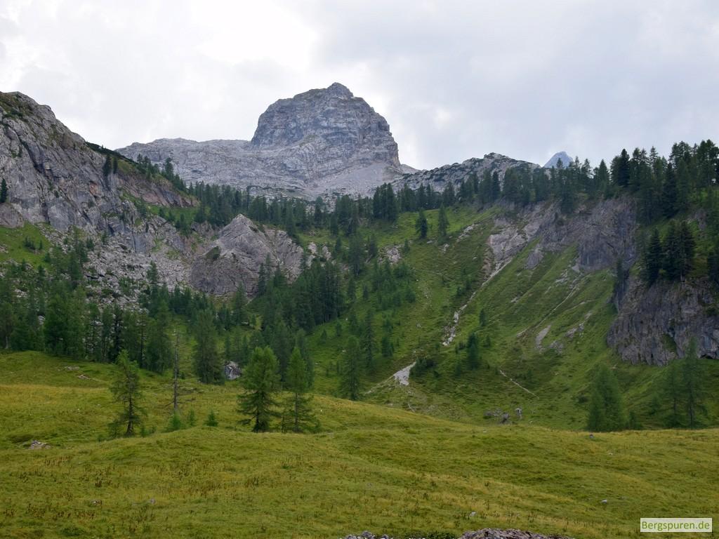 Schottmalhorn und Feldkogelalm