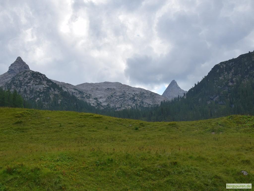 Schottmalhorn und Schönfeldspitze