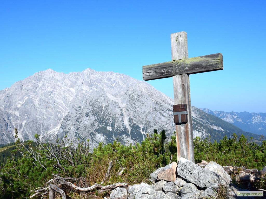 Gotzentauern - Gipfelkreuz