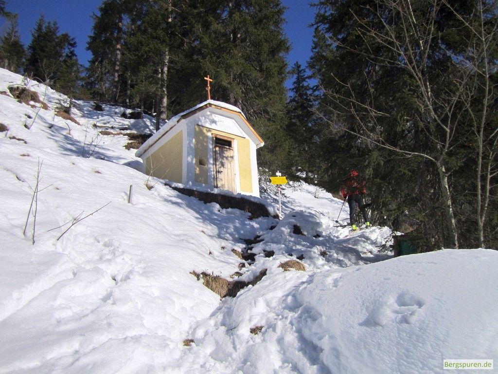 Kaseregg-Kapelle