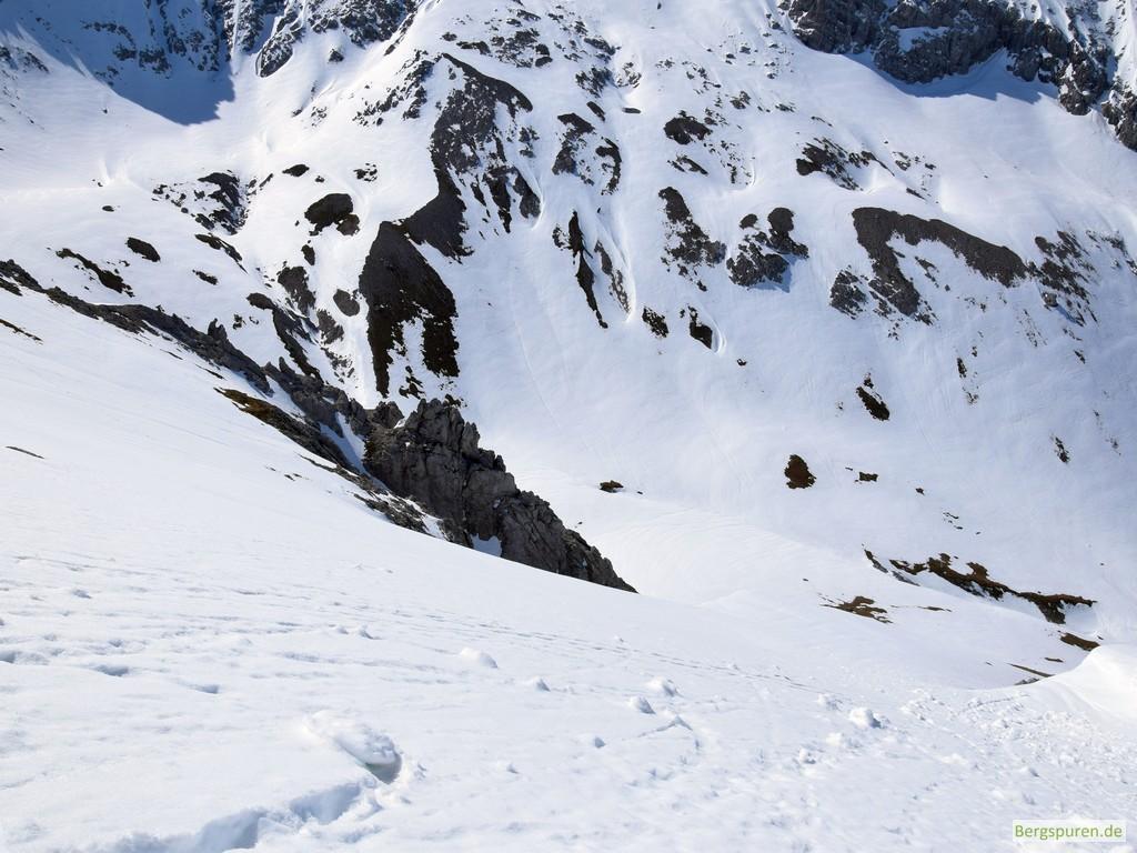 Skitour Steintalhörndl - Trichter