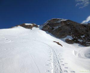 Skitour Hohes Laafeld