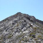 Hinterbergkopf aus dem Sittersbachtal