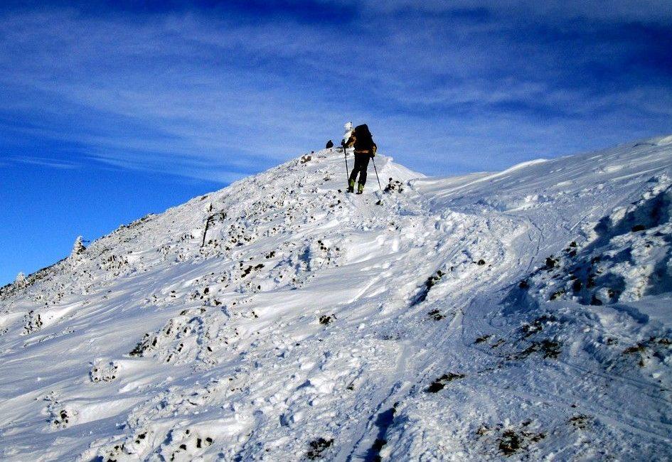 Skitour Gamsknogel