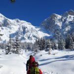 Skitour Buchauer Scharte